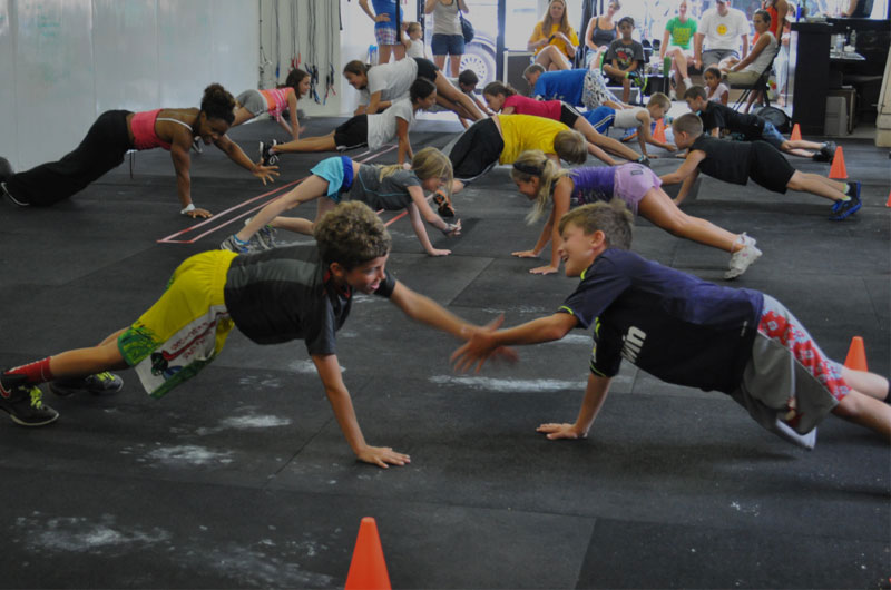 Kids/Teens Fitness